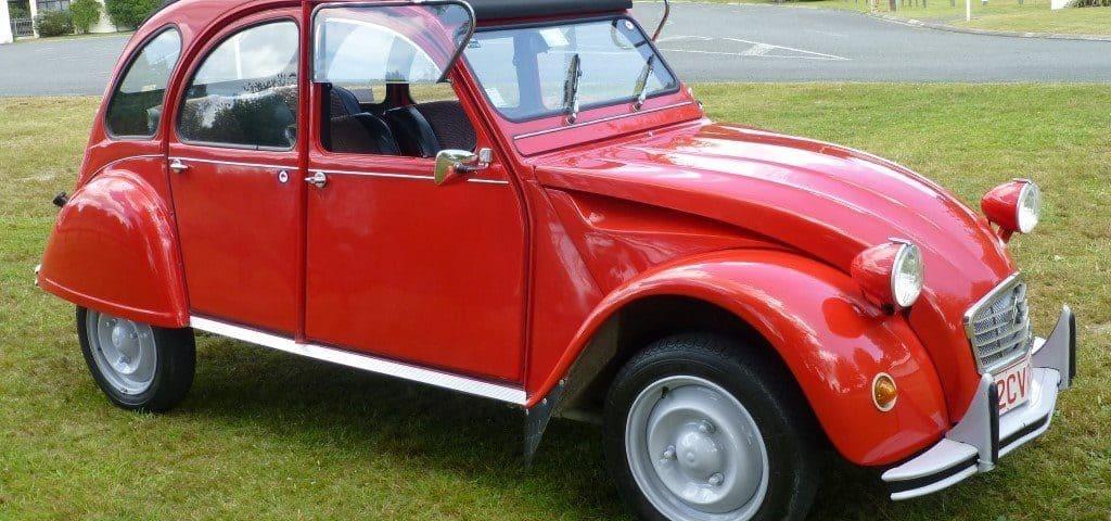 Car Club Inc: The Citroën Car